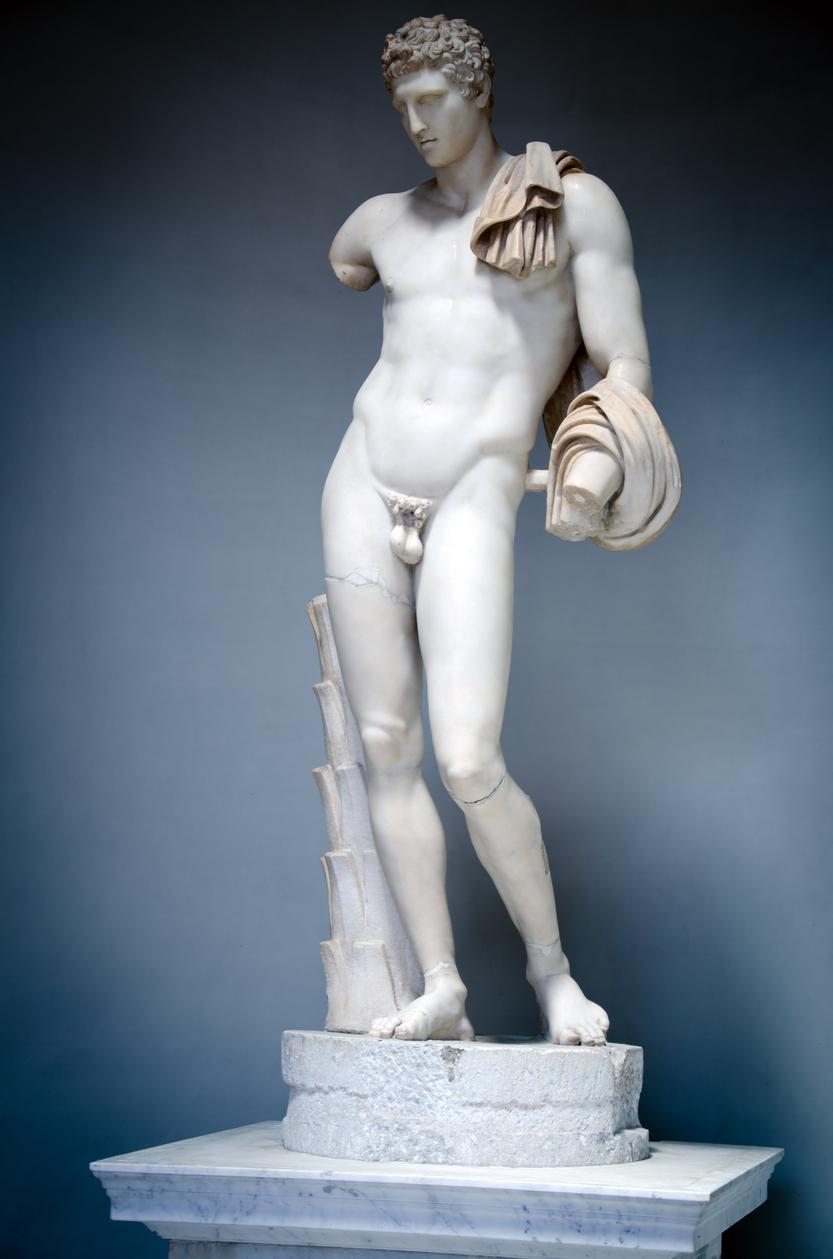 Statue of Hermes, Vatican